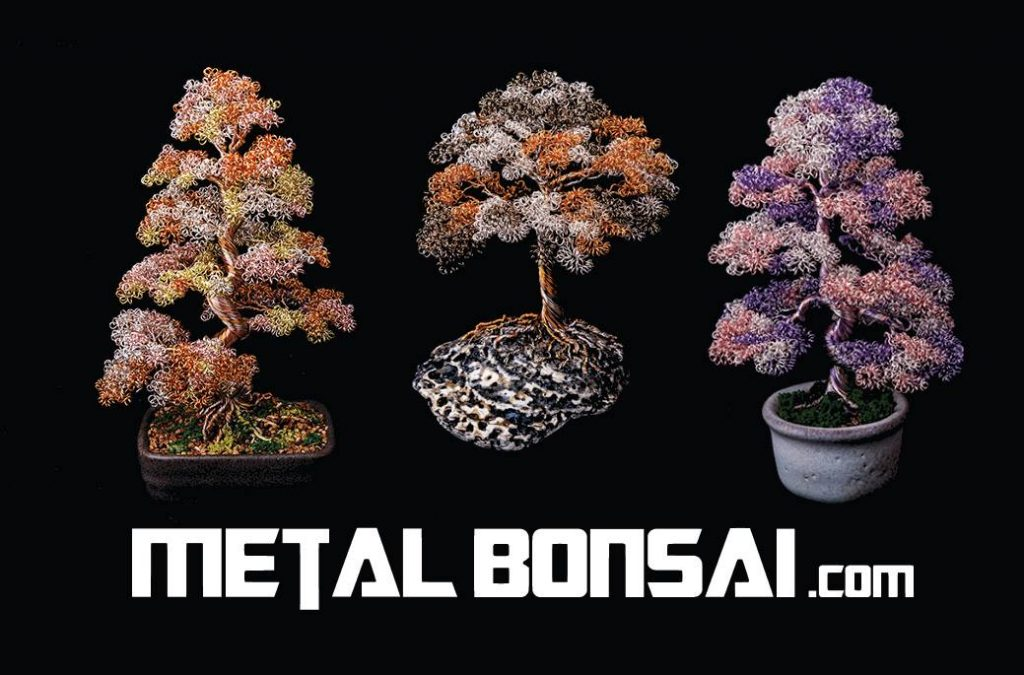 Matthew Gollop - Metal Bonsai .com
