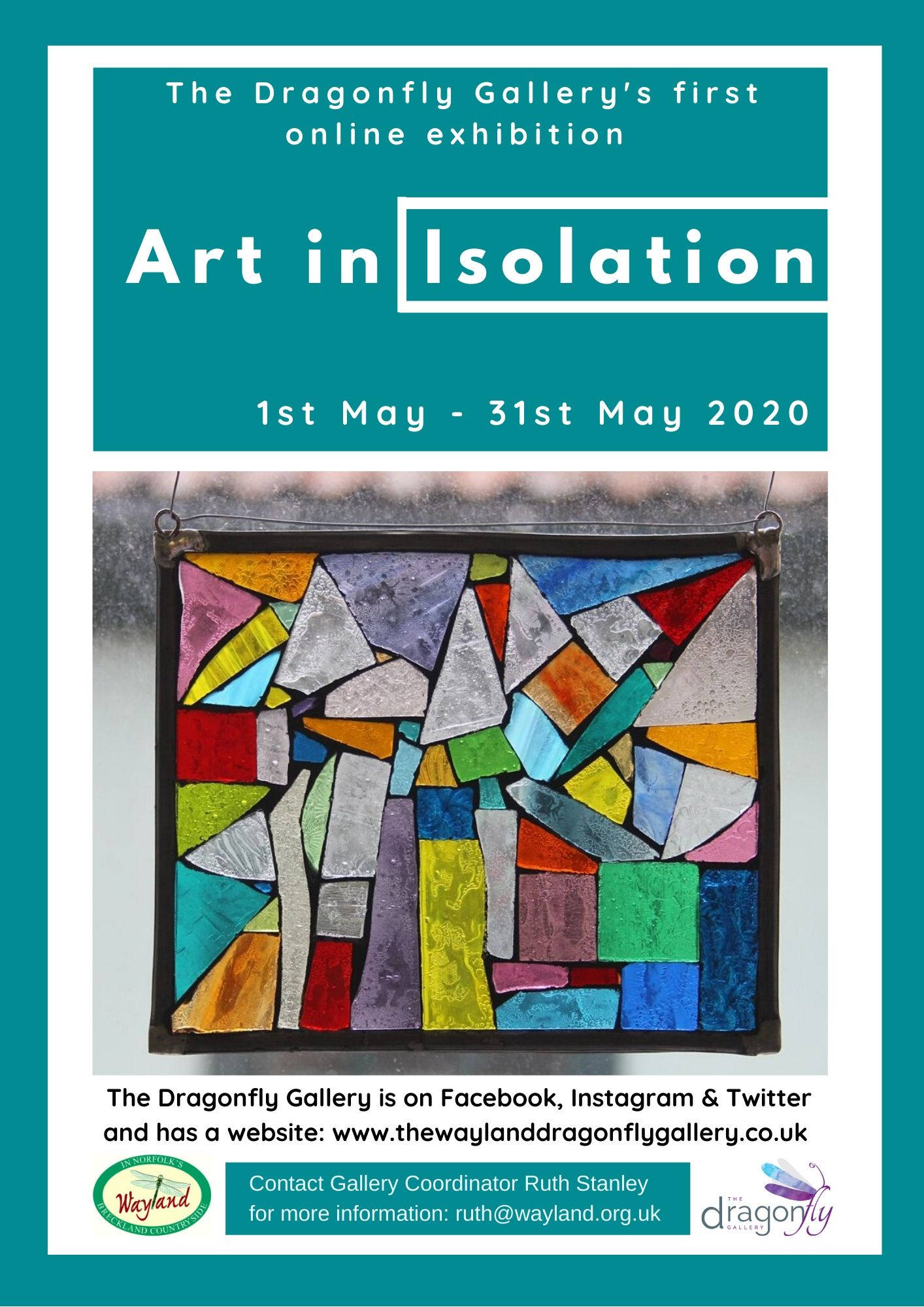 Upcoming exhibition in May 2020: Our first online exhibition