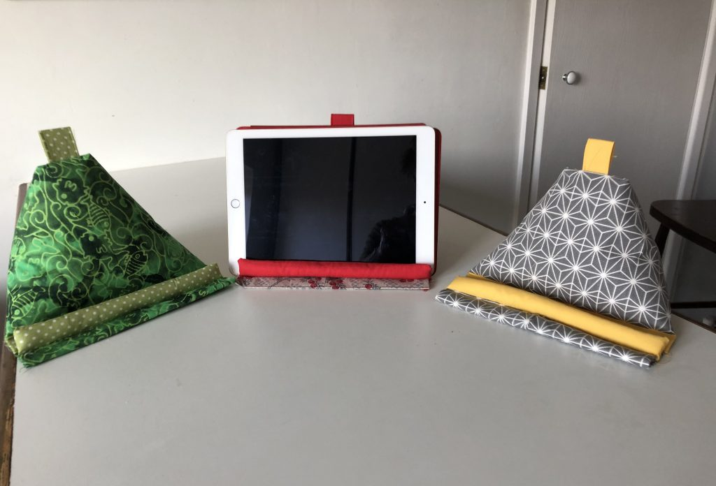 Ipad Cushions 1 -Val Simpson