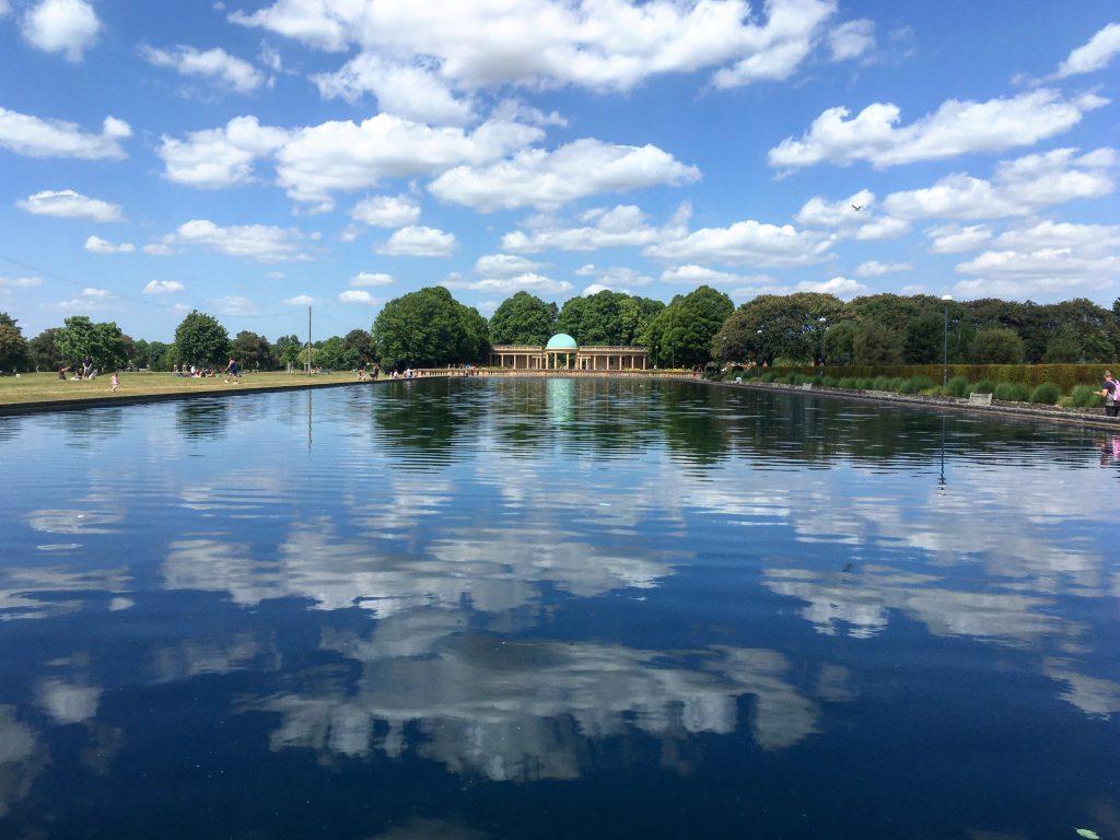 Eaton Park - Ruth Stanley