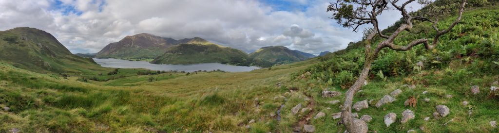 Crummock Water 2 - Simon Cutler