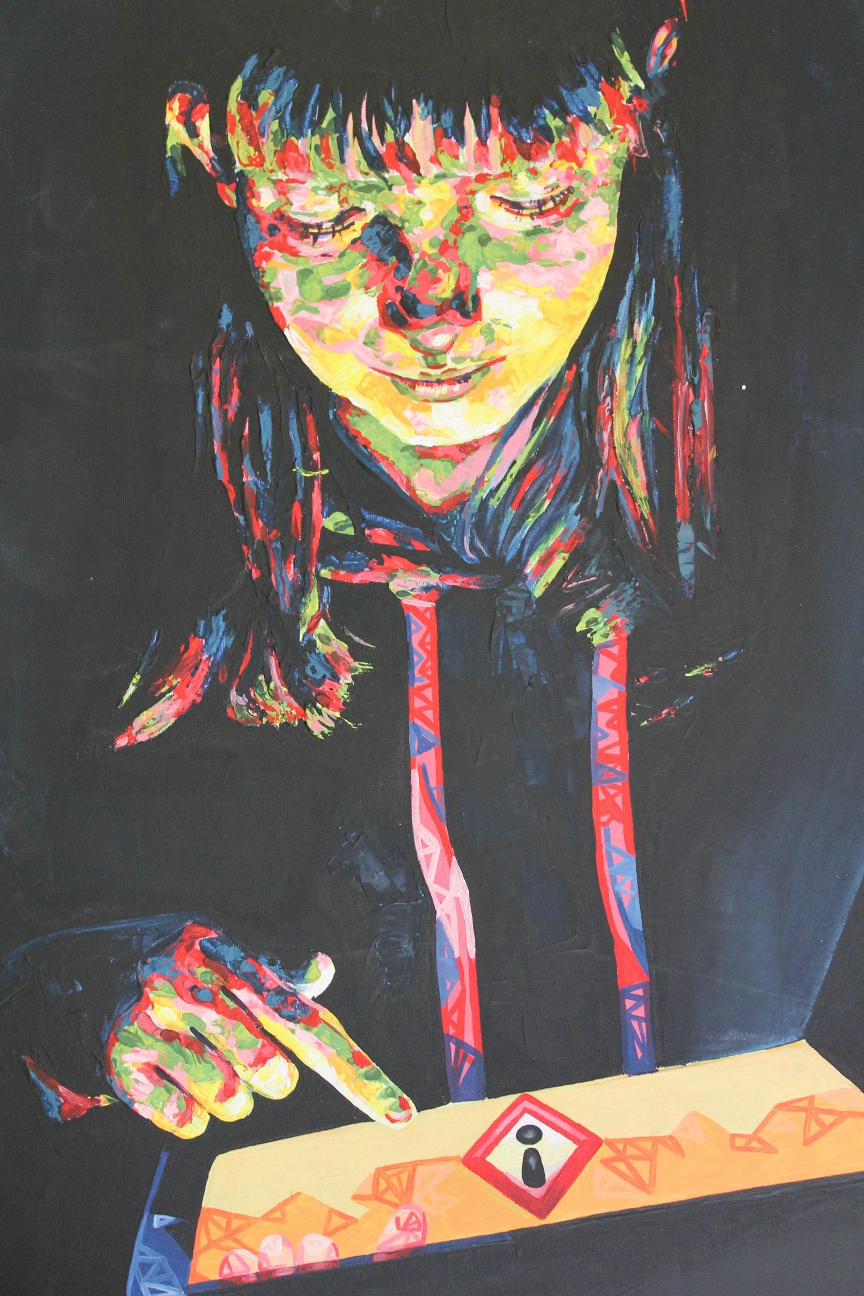 Jenny Mawson year 13.5