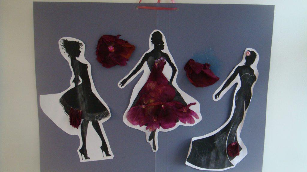 Peony petal dancers - Maxine Roberts - Lancaster House