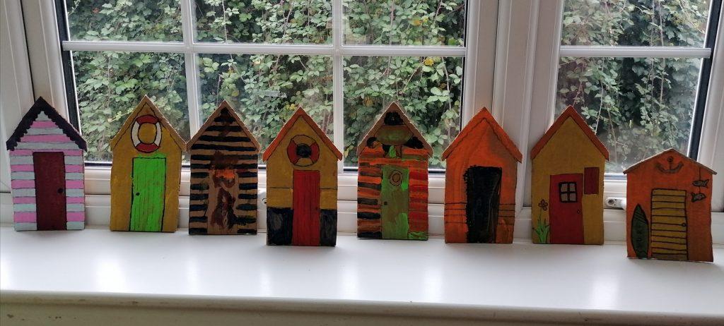 Beach huts - Clare Banham, Kenneth Stafford Pelham, Andrew Hoeg, Vanessa Hunt - Lancaster House