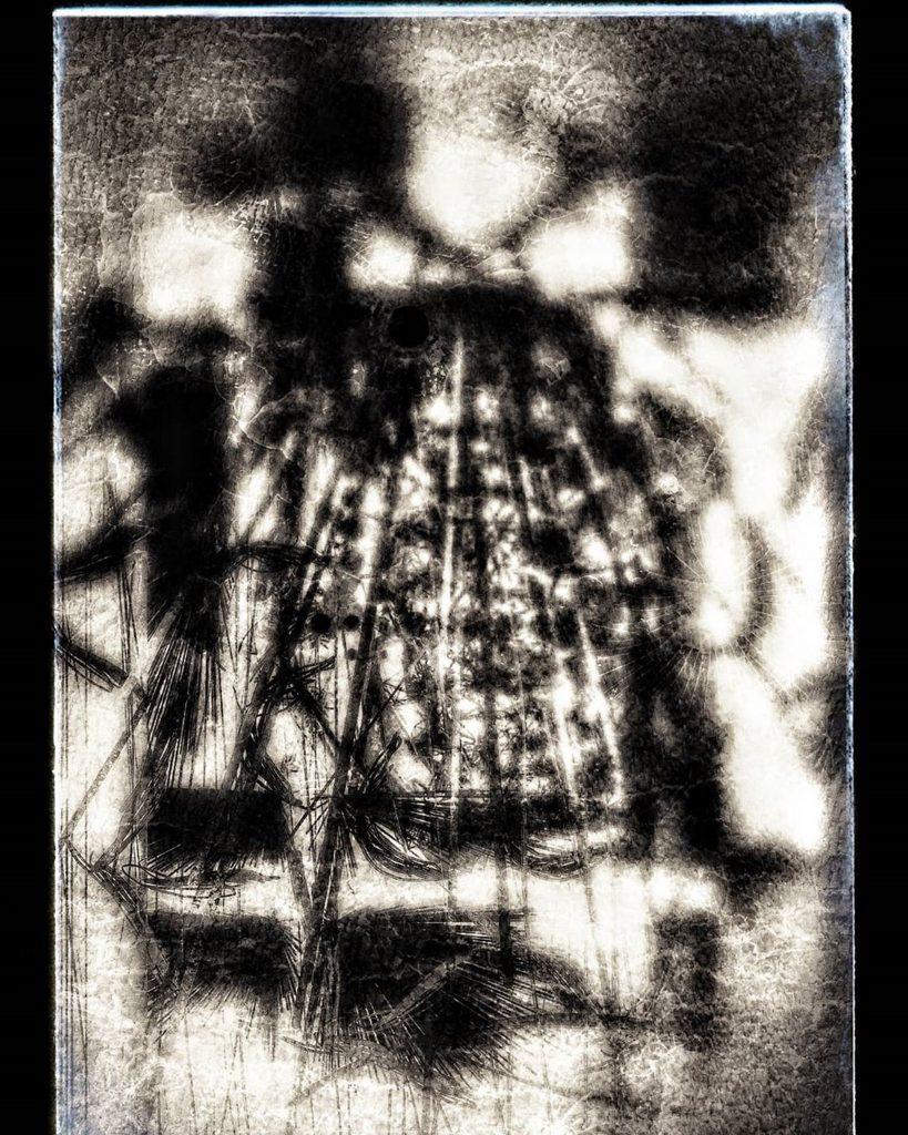 Pybus - Impression Of Bleak Emptiness - Digital art - 80 x 60cm - £130