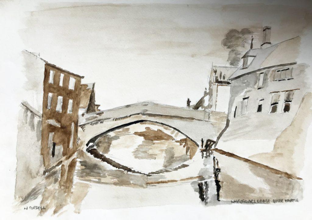 White Friars Bridge - Neil Cordell - Thorp House