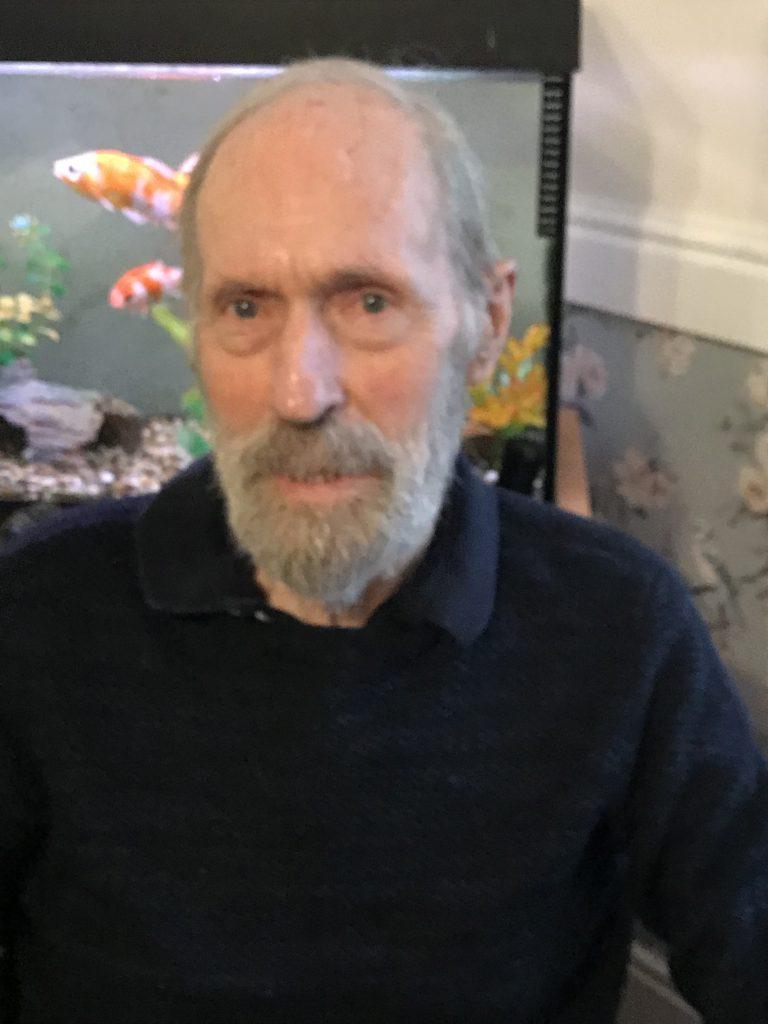 Neil Cordell, artist - Thorp House Resident