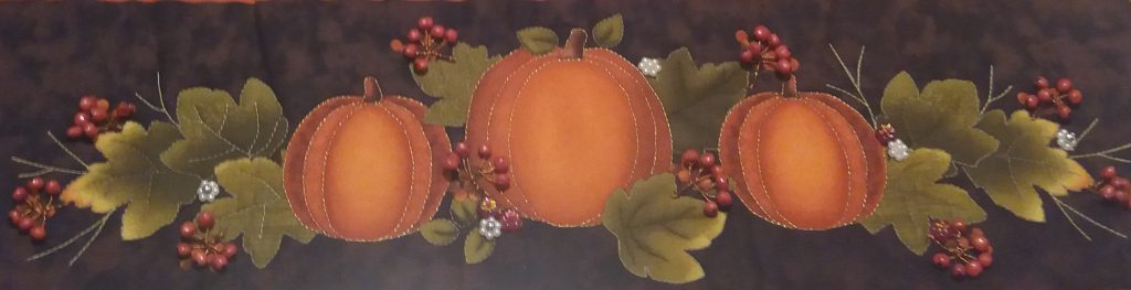 Olann Ridewood - Autumnal collection of pumpkins and berries 1