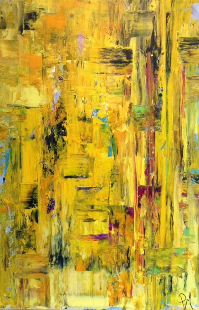 Philip McCumskey - Mellow - Acrylic on canvas - 40 cm x 60 cm - £165