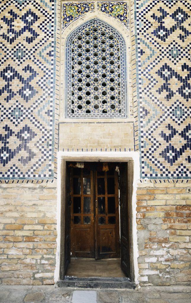 Lorna Faulkes - Doors of Uzbekistan 2 - Photo print - a4 / a3 - £18.50 / £37.50