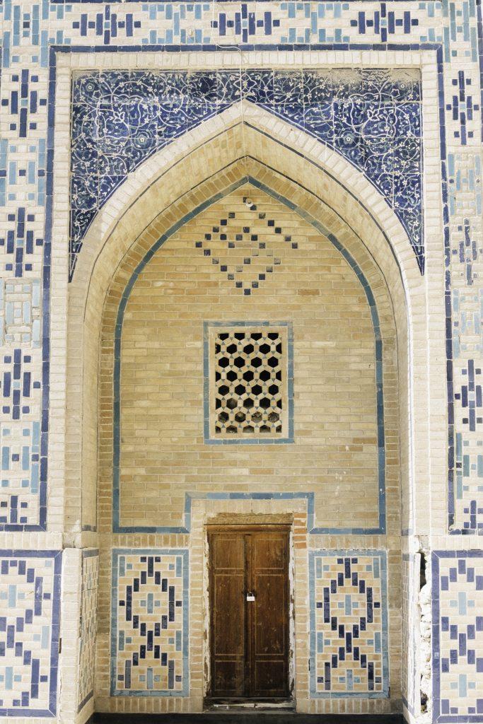 Lorna Faulkes - Doors of Uzbekistan 3 - Photo print - a4 / a3 - £18.50 / £37.50