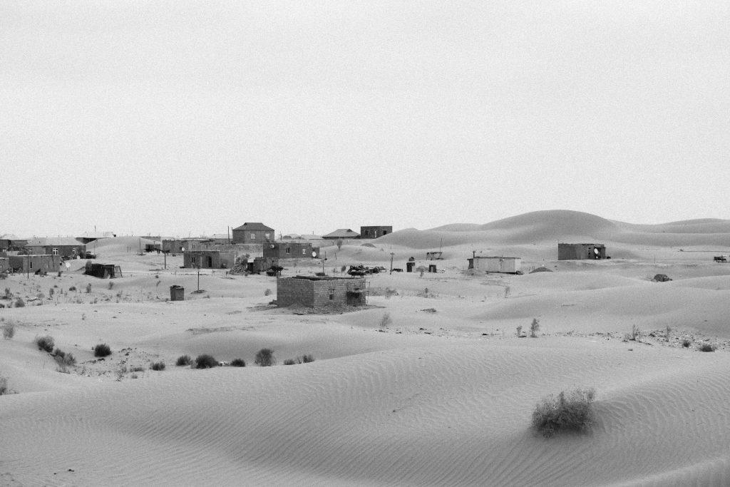Lorna Faulkes - The Karakum Desert - Photo print - a4 / a3 - £18.50 / £37.50