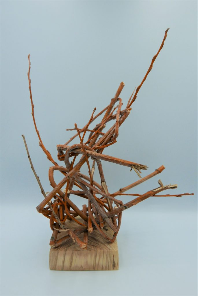 Helen Lees - How we talk to each other - Willow- 15 x 10 x 20 cm - £99