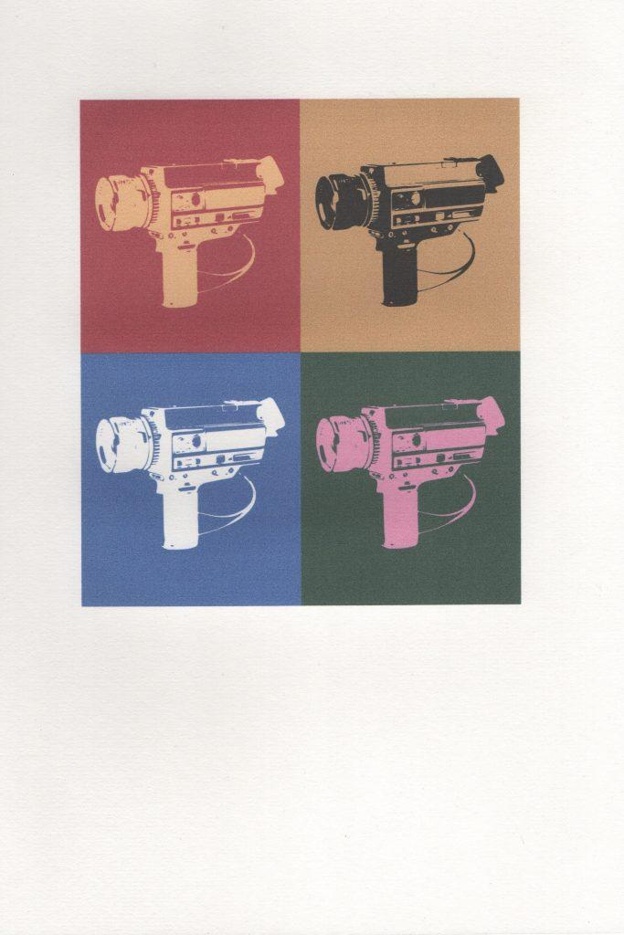 Oliver O'neill -  Super 8 - Digital Print on Paper - 29.7 x 21 cm - £20