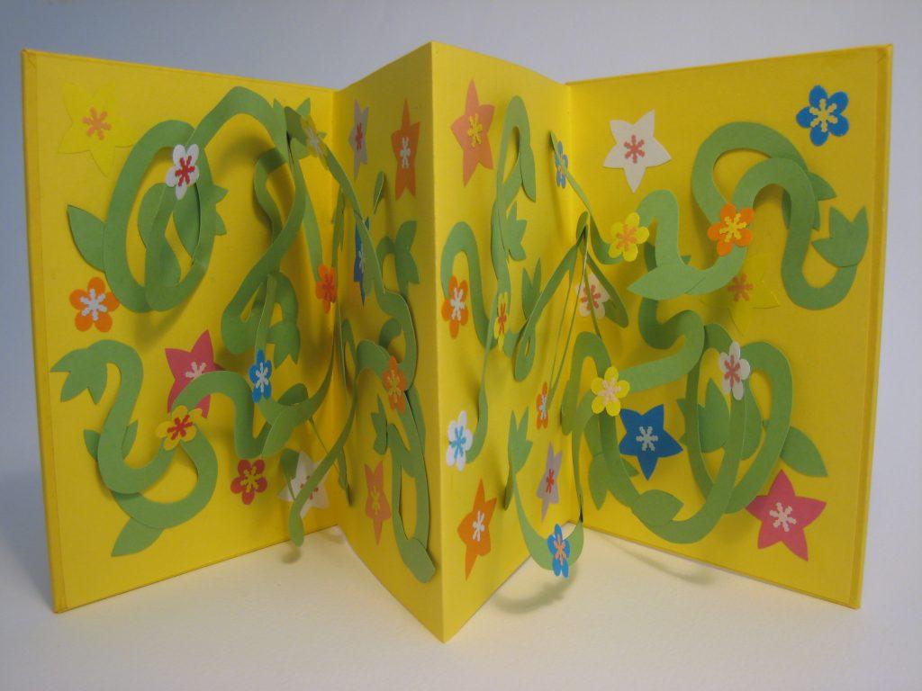 Lizanne van Essen - Summer - Artist's Book - 11 x 15 cm (closed) - £75